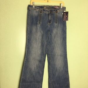 THRE 3 Jeans Women's Size 8